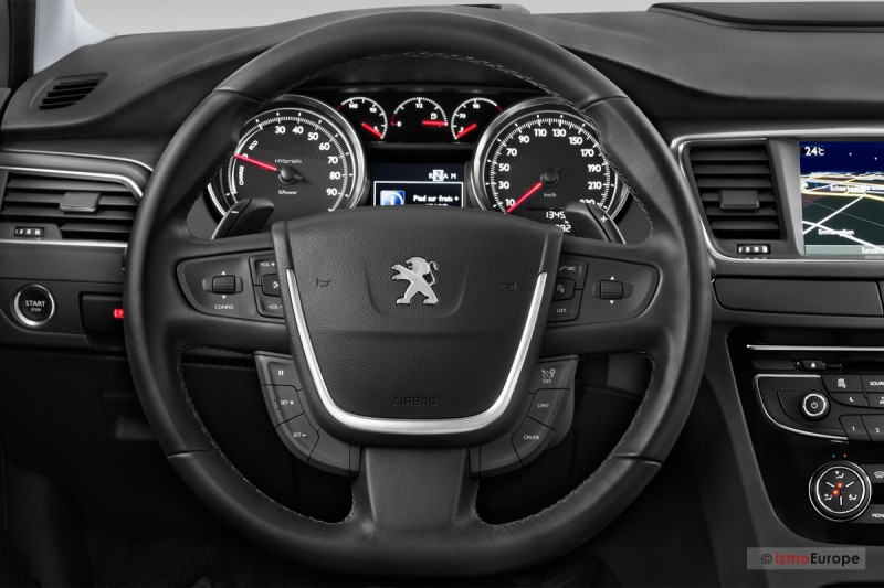 Peugeot 508 sw hybrid4 auto lease for Interieur 508